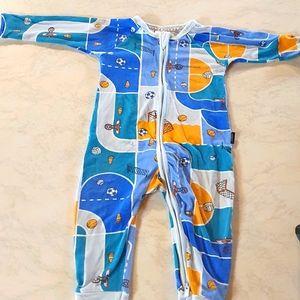 Size 0 Bonds Wondersuit sports theme